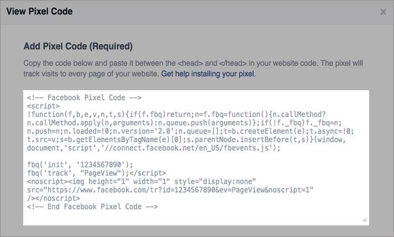 GTM ile Facebook Pixel yükleme