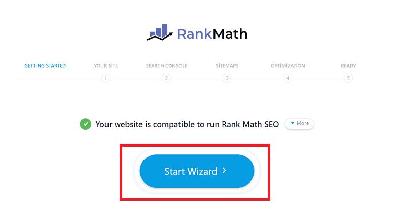 Rank Math SEO Kurulum