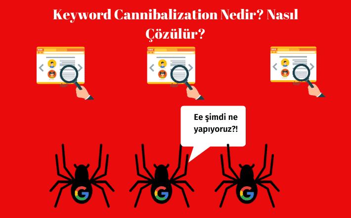Keyword Cannibalization Öne çıkan görsel