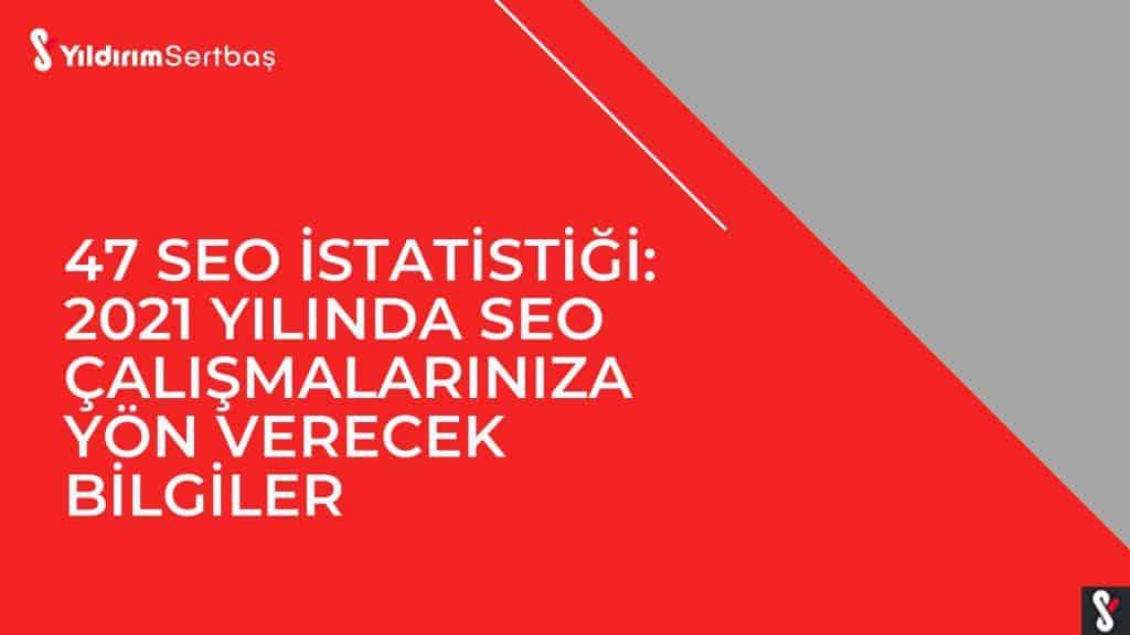 2020 SEO İstatistikleri