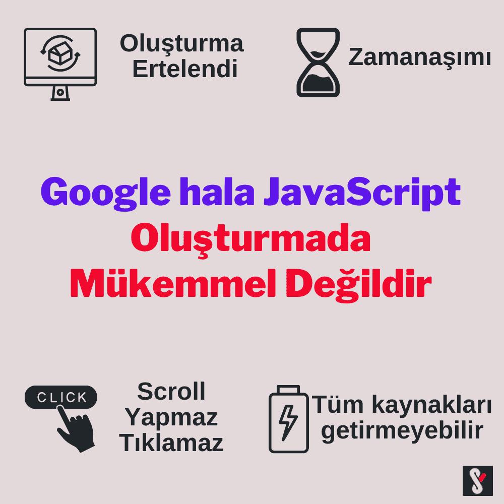 JavaScript dezavantajları